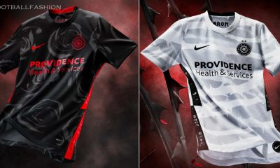 Portland Thorns 2020 2021 Nike Soccer Jersey, Football Kit, Shirt
