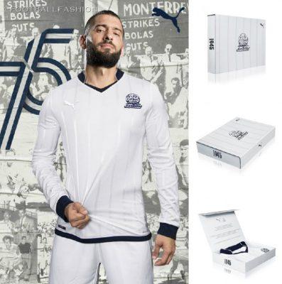 Rayados 75th Anniversary PUMA Soccer Jersey, 2020/21 Football Kit, 2020-21 Shirt, Camiseta 75 Aniversario