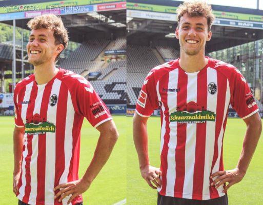 SC Freiburg 2020 hummel Special Edition Football Kit, Soccer Jersey, Shirt, Trikot, Sondertrikot