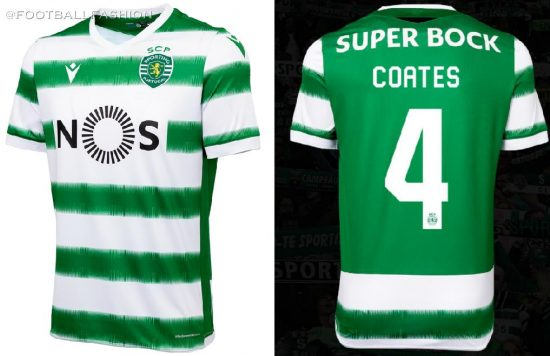 Sporting Clube de Portugal 2020 2021 Macron Home Football Kit, 2020-21 Soccer Jersey, 2002/21 Shirt, Camisola, Camisa