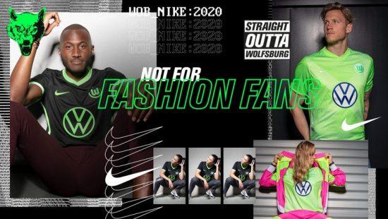 VfL Wolfsburg 2020 2021 Nike Home and Away Football Kit, Soccer Jersey, 2020-21 Shirt, 2020/21 Trikot