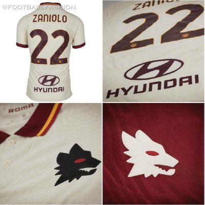 AS Roma 2020 2021 Nike Away Football Kit, 2020-21 Soccer Jersey, 2020/21 Shirt, Gara, Maglia, Camisa, Camiseta