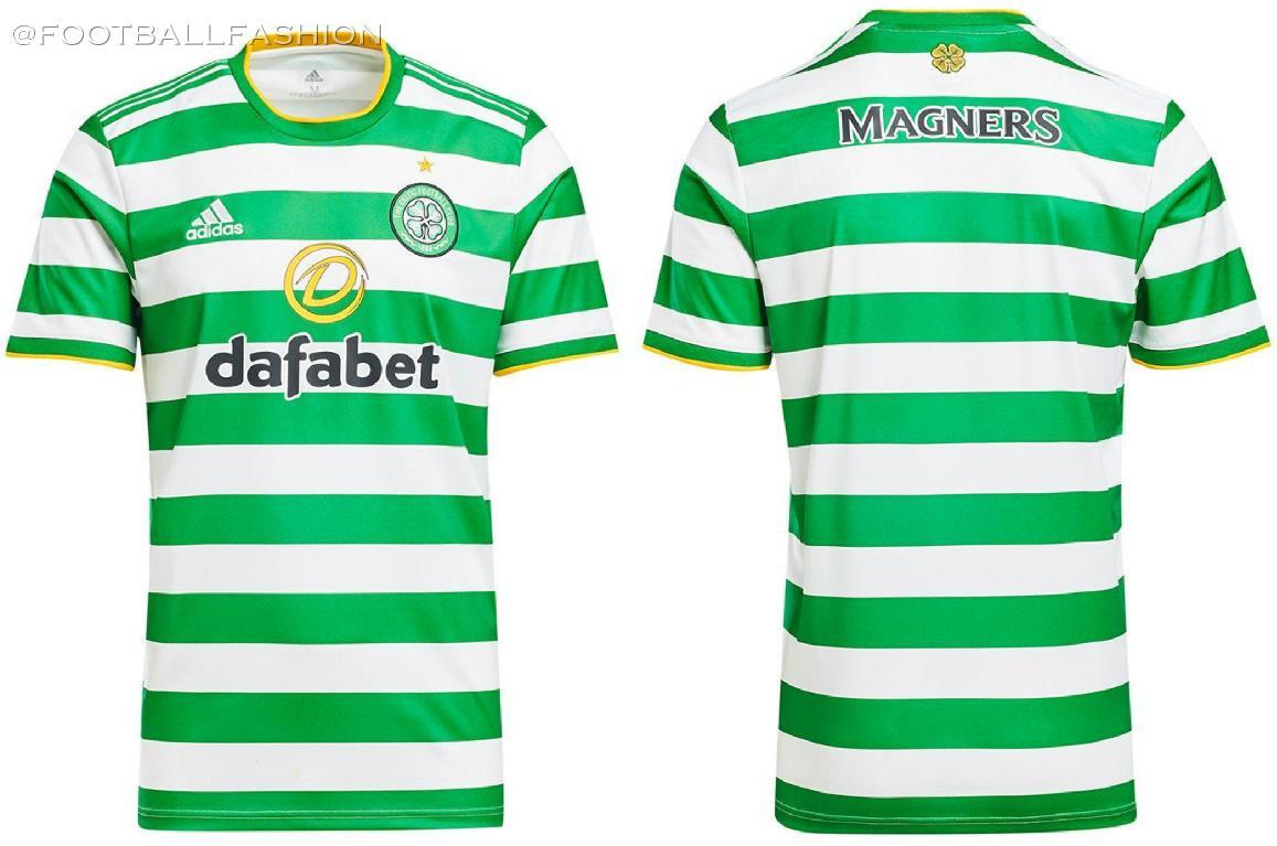 Celtic FC 2020/21 adidas Home Kit - FOOTBALL FASHION