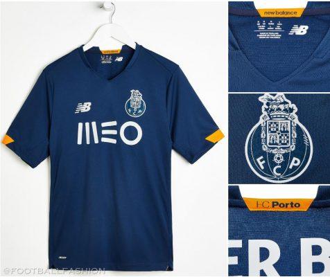 FC Porto 2020/21 New Balance Away Kit - FOOTBALL FASHION