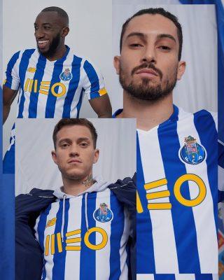 FC Porto 2020 2021 New Balance Home Football Kit, 2020-21 Soccer Jersey, 2020/21 Shirt, Camisa, Camisola