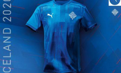 Iceland 2020 2021 PUMA Home Football Kit, 2020-21 Soccer Jersey, 2020/21 Shirt