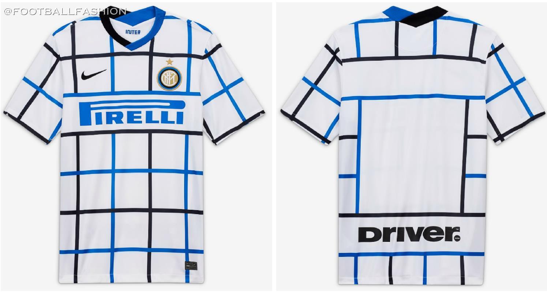 Inter Milan 2020/21 Nike Away Kit - FOOTBALL FASHION