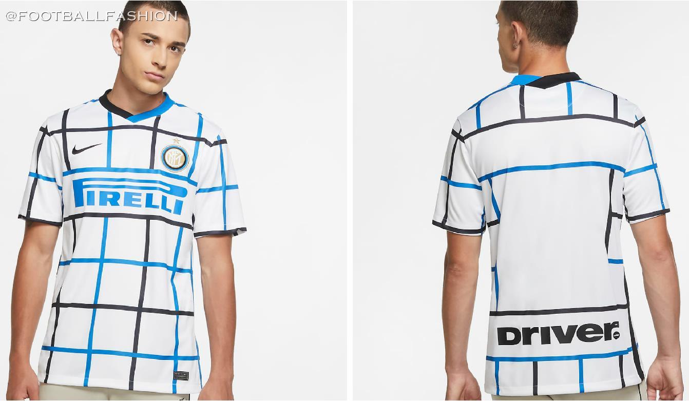 Inter Milan 2020 21 Nike Away Kit Football Fashion