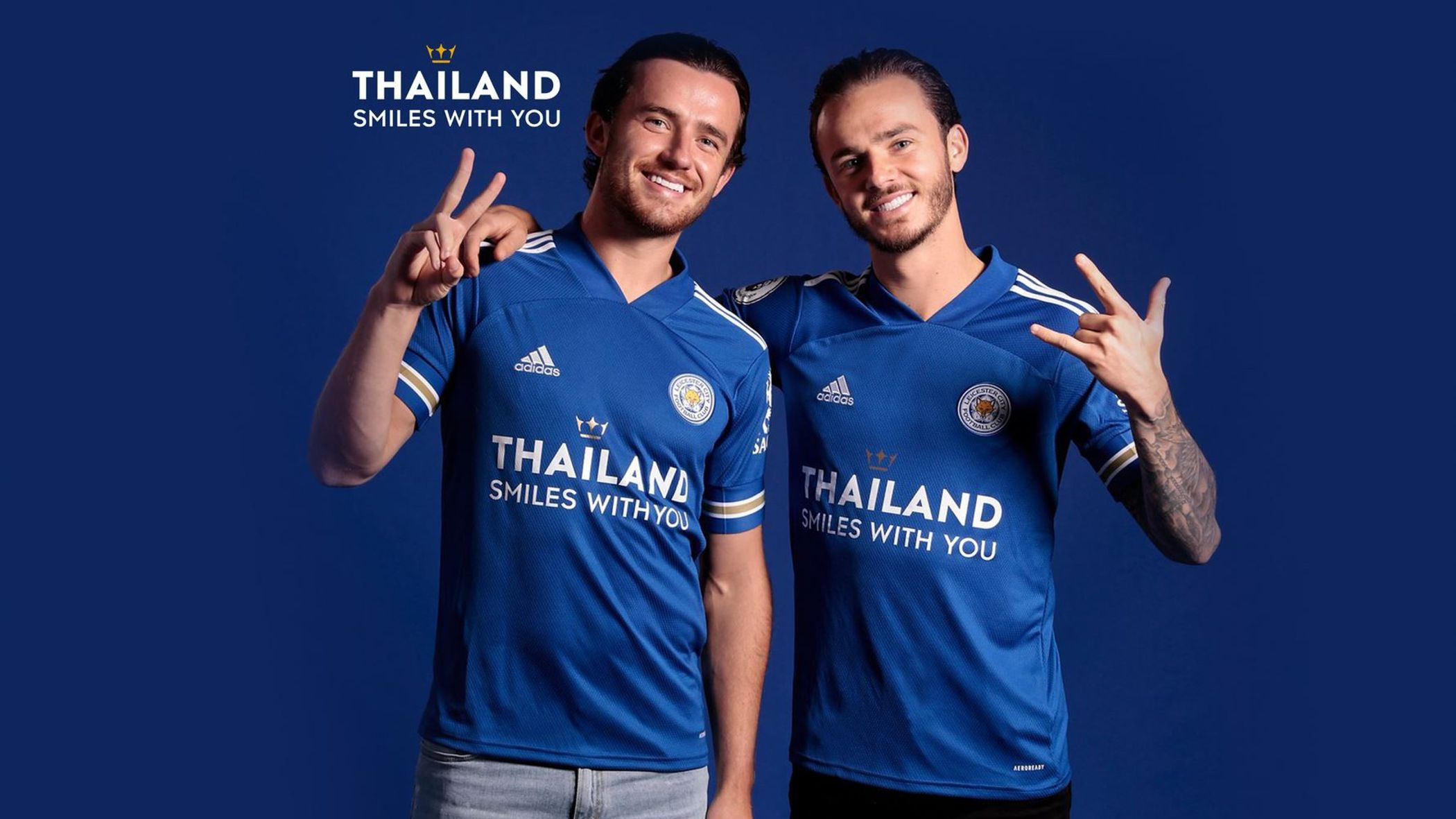 Leicester City 2020/21 adidas Home Kit - FOOTBALL FASHION