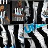 Newcastle United 2020 2021 PUMA Home Football Kit, 2020-21 Soccer Jersey, 2020/21 Shirt, Maillot, Camisa, Camiseta