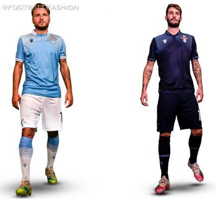 SS Lazio 2020/21 Macron Home and Third Football Kit, 2020/21 Soccer Jersey, 2020-21 Shirt, Maglia, Gara, Camiseta, Camisa