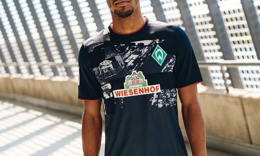 SV Werder Bremen Trikot Home 2020//21  Shirt Jersey