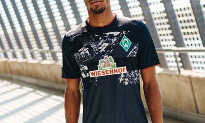 Werder Bremen 2020 2021 Umbro City Football Kit, 2020-21 Soccer Jersey, 2020/21 Shirt, Trikot, Stadt-Trikot