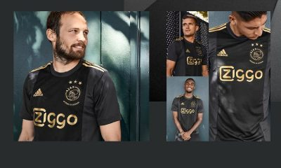 AFC Ajax 2020 2021 adidas Third European Football Kit, 2020-21 Shirt, 2020/21 Soccer Jersey, Europees Tenue