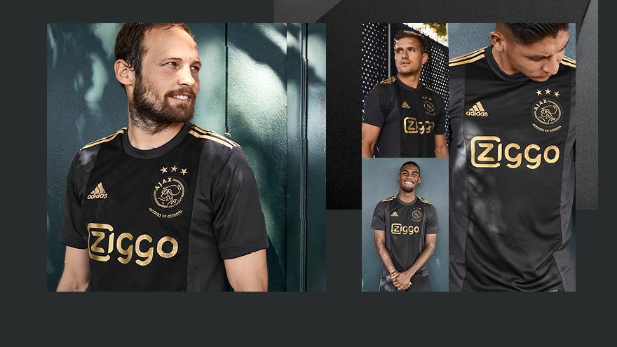 Afc Ajax 2020 21 Adidas European Kit Football Fashion
