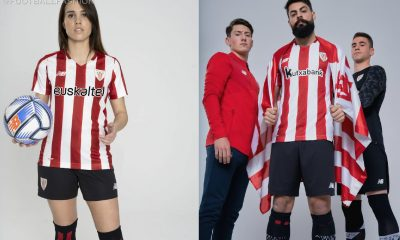 Athletic Club 2020/21 New Balance Home Football Kit, 2020/21 Soccer Jersey, 2020-21 Shirt, Camiseta de Futbol