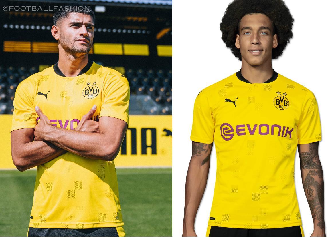 Borussia Dortmund 2020 21 Puma Cup Kit Football Fashion