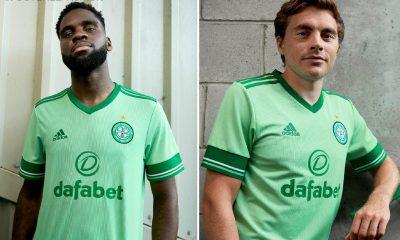 Celtic FC 2020 2021 adidas Away Football Kit, 2020-21 Soccer Jersey, 2020/21 Shirt