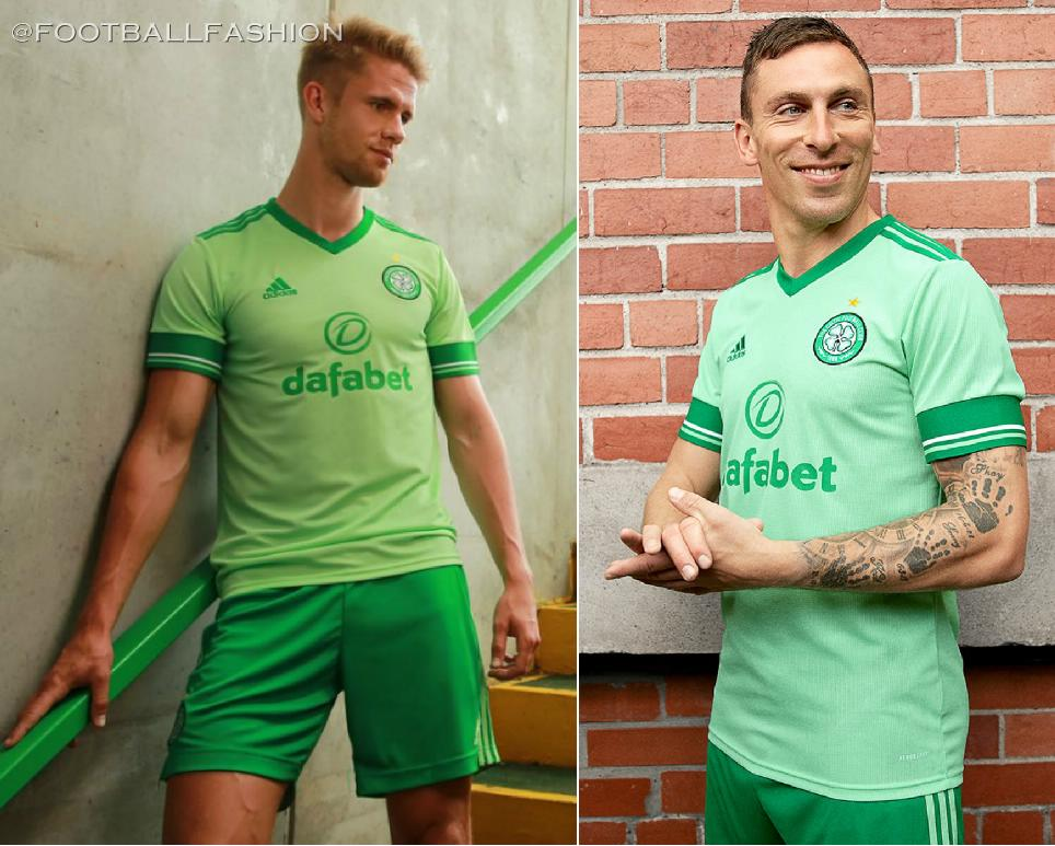 Celtic FC 2020/21 adidas Away Kit - FOOTBALL FASHION