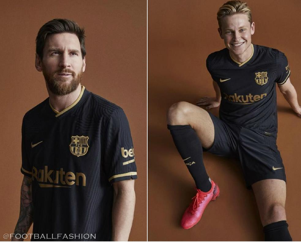 The Best Fc Barcelona Jersey 2021