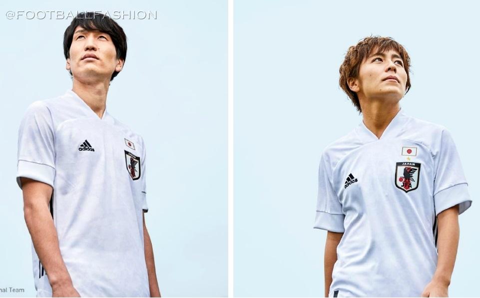 Japan 2020/21 adidas Away Kit - FOOTBALL FASHION