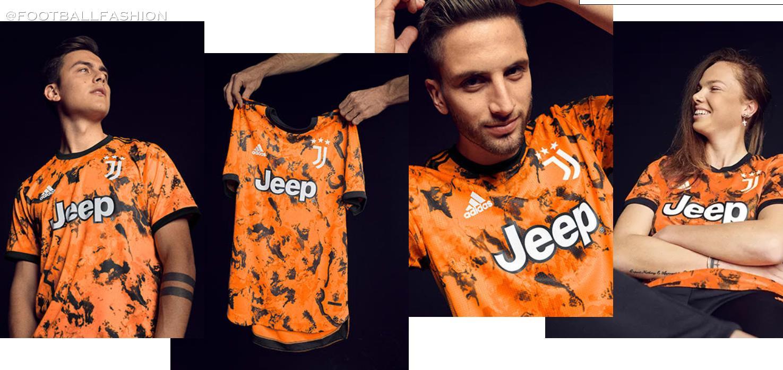 Juventus Fc 2020 21 Adidas Third Kit Football Fashion