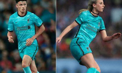 Liverpool FC 2020/21 Nike Away Football Kit, 2020-21 Soccer Jersey, 2020/21 Shirt, Camiseta, Camisa, Maillot, Trikot
