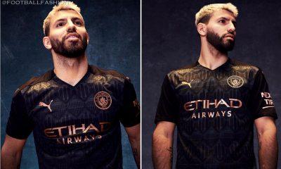 Manchester City FC 2020 2021 PUMA Away Football Kit, 2020-21 Shirt, 2020/21 Soccer Jersey, Maillot, Camiseta, Camisa, Trikot, Tenue