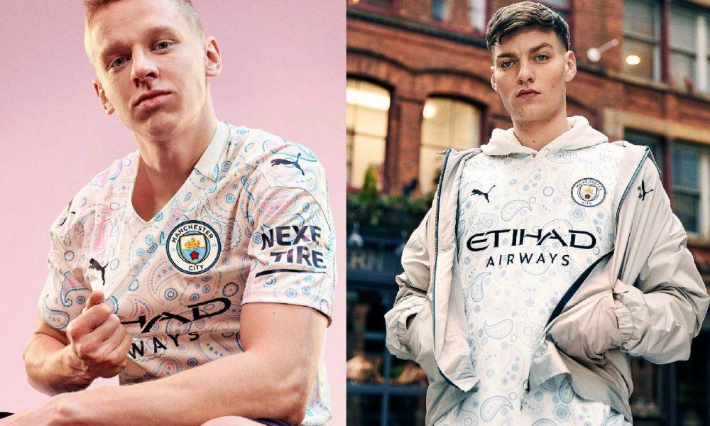 Manchester City 2020 21 Puma Third Kit Football Fashion