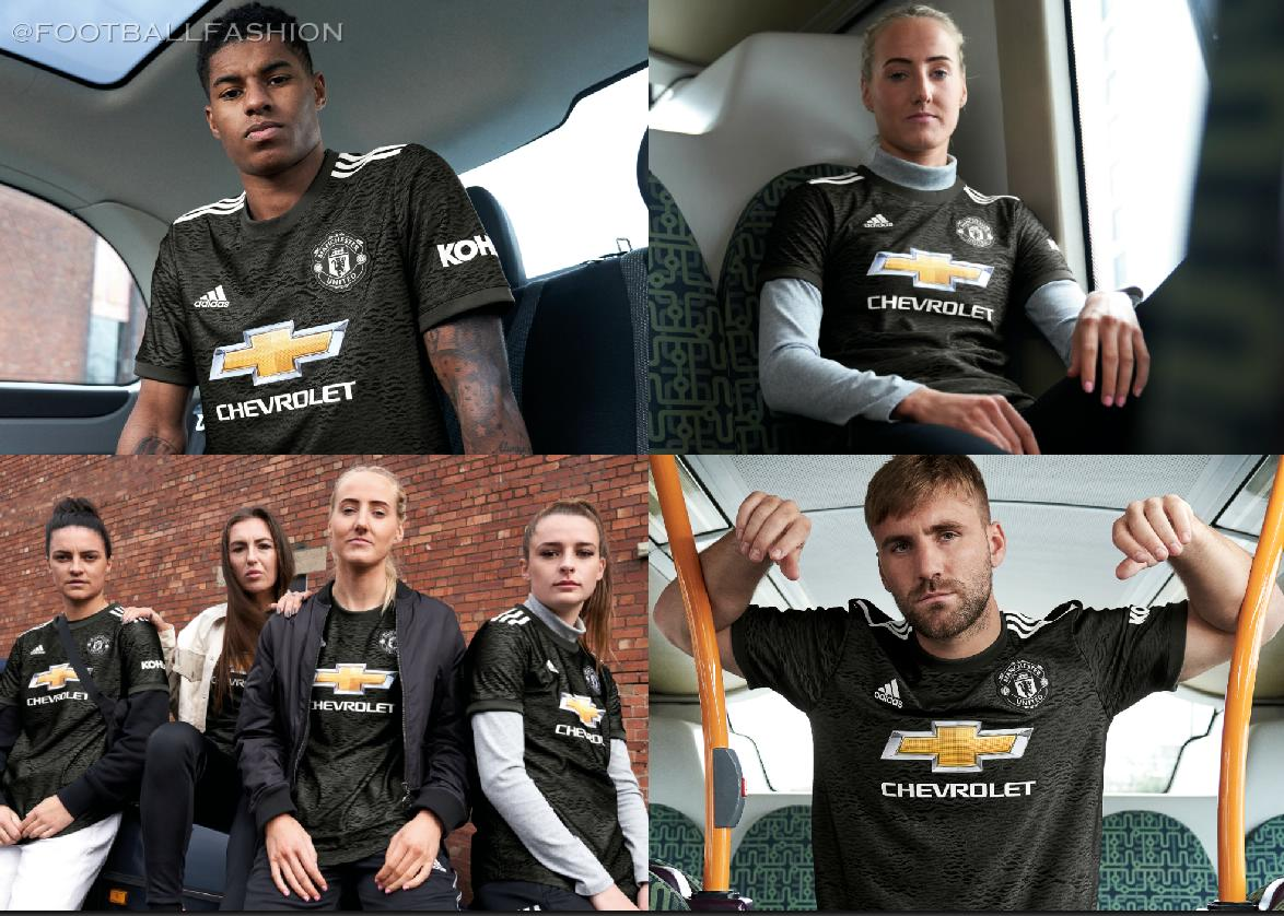 Manchester United 2020/21 adidas Away Kit - FOOTBALL FASHION