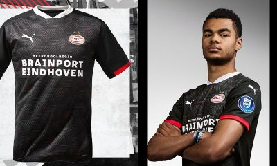 PSV Eindhoven 2020 2021 PUMA Third Football Kit, Soccer Jersey, 2020-21 Shirt, 2020/21 Derde