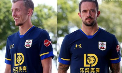 Southampton FC 2020/21 Under Armour Away Football Kit, 2020/21 Soccer Jersey, 2020-21 Shirt