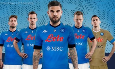 SSC Napoli 2020 2021 Kappa Home, Away and Third Football Kit, 2020/21 Shirt, 2020-21 Jersey, Maglia, Gara, Camiseta, Camisa