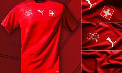 Switzerland 2020 2021 PUMA Home Football Kit, 2020-21 Soccer Jersey, 2020/21 Shirt, Maillot, Trikot, Maglia, Gara