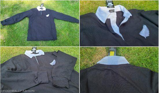 Up-Close: Toffs 1960s Spurs & 1980 All Blacks Retro Kits