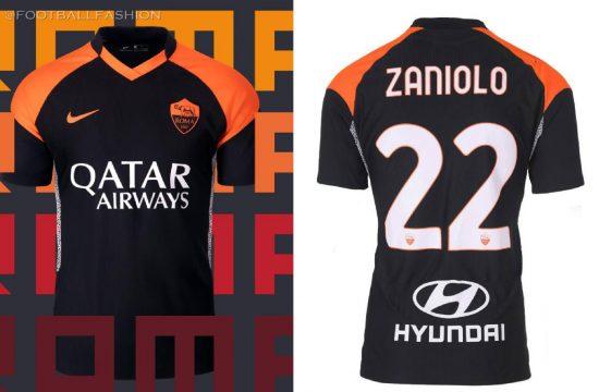 AS Roma 2020 2021 Nike Third Football Kit, 2020-21 Soccer Jersey, 2020/21 Shirt, Gara, Maglia, Camisa, Camiseta