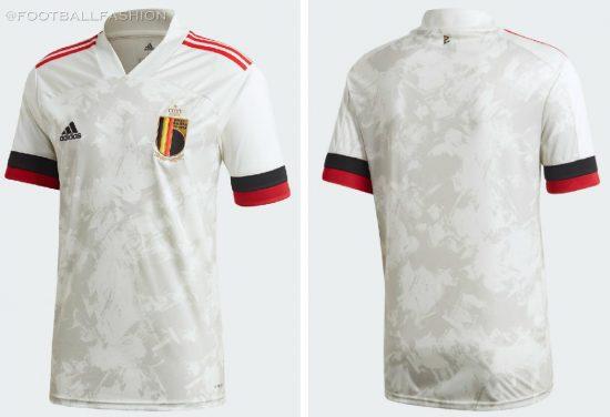 Belgium 2020 2021 adidas Away Football Kit, 2020-21 Soccer Jersey, 2020/21 Shirt, Tenue, Maillot