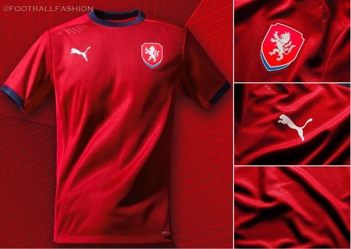 Czech Republic EURO 2020 2021 Away Football Kit, 2020-21 Soccer Jersey, 2020/21 Shirt, nové dresy pro