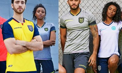 Ecuador 2020 2021 Marathon Home and Away Football Kit, 2020/21 Soccer Jersey, Camiseta de Futbol, 2020-21 Shirt