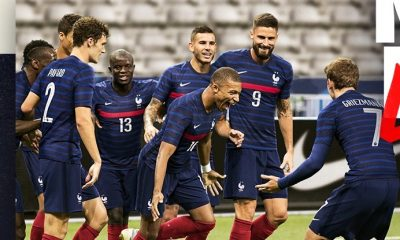 France 2020 2021 Nike Home and Away Football Kit, 2020-21 Soccer Jersey, 2020/21 Shirt, Maillot, Trikot, Camiseta, Camisa