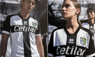 Parma Calcio 2020/21 Erreà Home and Away Football Kit, 2020-21 Soccer Jersey, 2020/21 Shirt, Maglia, Gara