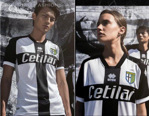 Parma Calcio 2020/21 Erreà Home and Away Football Kit, 2020-21 Soccer Jersey, 2020/21 Shirt, Maglia, Gara