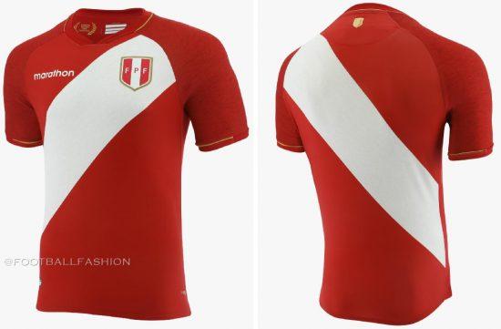 Peru 2020 2021 Marathon Home and Away Football Kits, 2020-21 Soccer Jersey, 2020/21 Shirt, Camiseta de Futbol  Clasificatorias Mundial Qatar