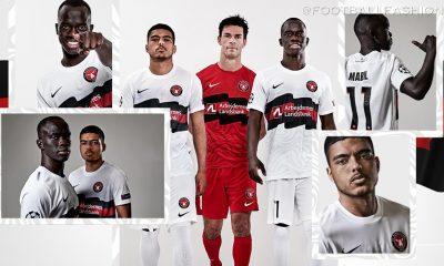 FC Midtjylland 2020 2021 UEFA Champions League Nike Footballl Kit, 2020-21 Soccer Jersey, 2020/21 Shirt, Spilletrøje