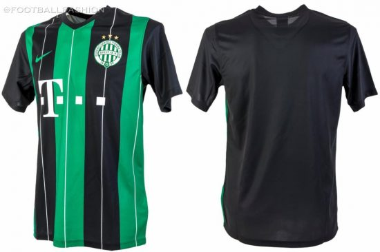 Ferencvaros 2020 2021 Nike Home and Away Football Kit, 2020-21 Soccer Jersey, 2020/21 Shirt