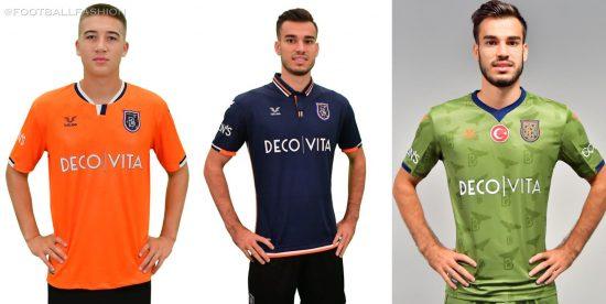 Istanbul Basaksehir 2020 2021 Home, Away and Third Football Kit, 2020/21 Soccer Jersey, 2020-21 Shirt, Forma
