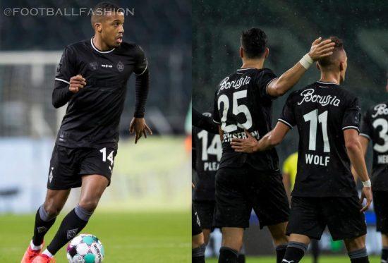 Borussia Mönchengladbach 120th Anniversary PUMA 2020 2021 Football Kit, 2020/21 Soccer Jersey, 2020-21 Shirt, Trikot, Sondertrikot