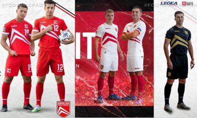 Gibraltar 2020 2021 Legea Home, Away and Third Football Kit, 2020-21 Soccer Jersey, 2020/21 Shirt