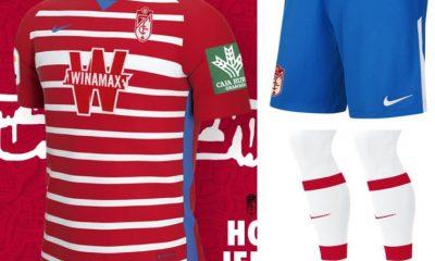 Granada CF 2020 2021 Nike Home, Away and Third Football Kit, 2020-21 Soccer Jersey, 2020/21 Shirt, Camiseta de Futbol