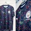 Manchester City's First Ever esports 2020 2021 PUMA Kit, Jersey, Shirt